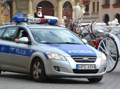 Drogówka za jednym razem będzie mogła dać kierowcy maksymalnie 10 punktów karnych