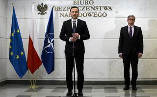 Soloch: Prezydent nie będzie akceptował wszystkich decyzji Macierewicza