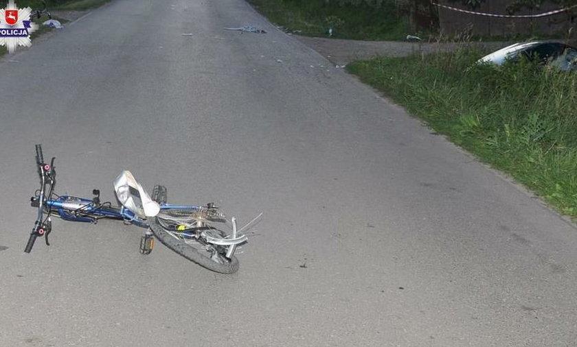 Kierowca wjechał w dwie nastoletnie rowerzystki