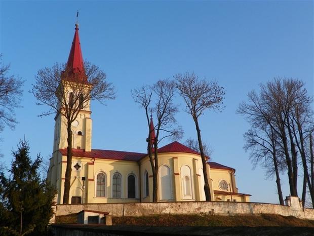 Kościół św. Jakuba Apostoła w Sączowie