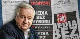 Media Bez Wyboru? Ekspert: Na Węgrzech taka akcja nie byłaby możliwa