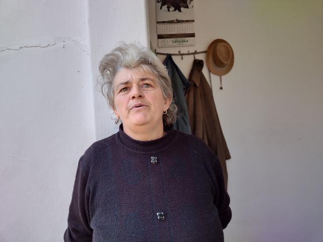 Biljana Pešić iz Donjeg Dušnika