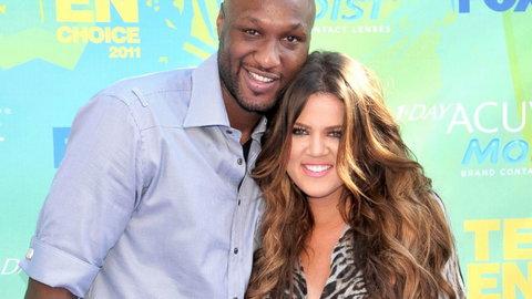 Lamar Odom loves Khloe Kardashian