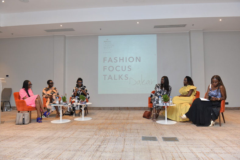 Fostering collaboration and knowledge sharing - #LagosFW Fashion Focus talks in Abuja, Dakar, Kigali and Lagos [Credit: Lagos Fashion Week]