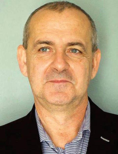Grzegorz Wysocki przewodniczący Związku Zawodowego Pracowników Rolnictwa w RP