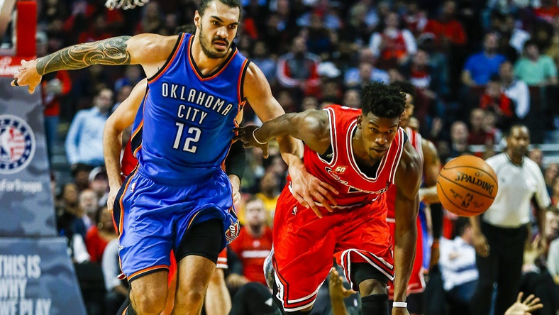 Chicago Bulls - Oklahoma City Thunder