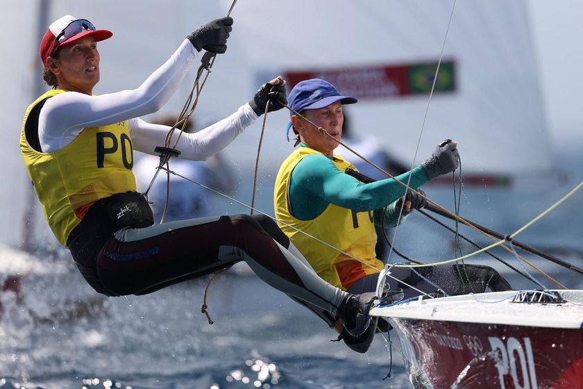 Duda pogratulował żeglarkom srebrnego medalu. Internauci wytknęli mu jeden szczegół