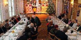 Święta w Domu Artysty Weterana w Skolimowie. Zobacz, kto zasiadł przy wigilijnym stole. Tylko u nas!