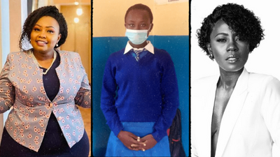 Akothee & Omanga to help top KCPE Candidate struggling to raise school fees
