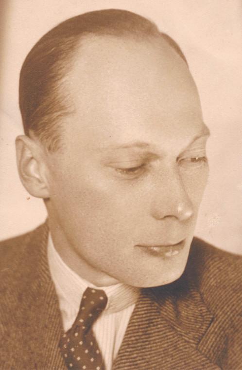 Wojciech Rychlewicz, konsul generalny w Stambule w latach 1937–1941 fot. Archiwum rodzinne