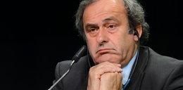 Koniec Platiniego w FIFA. Francuz zrezygnował!