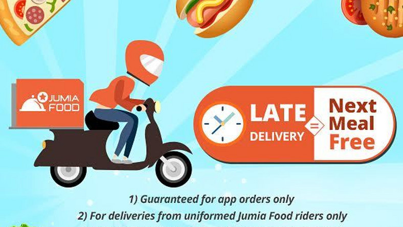 Jumia Food Online Delivery Platform To Guarantee On Time