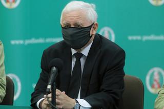 Kaczyński: Podjęto decyzje o budowie bardzo poważnej zapory na granicy