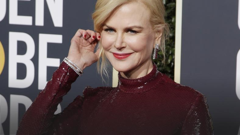 epa07266630 - USA GOLDEN GLOBES 2019 (Arrivals - 76th Golden Globe Awards)