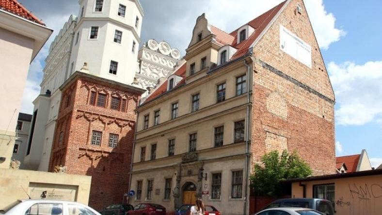 Budynek Akademii Sztuki przy ul. Grodzkiej doczeka się remontu. fot. Sebastian Wołosz / mmszczecin.pl
