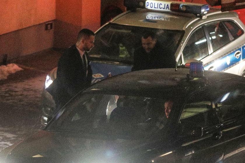 Wicepremier Włoch Matteo Salvini przyjechał na Nowogrodzką