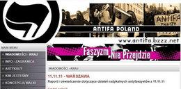 Polscy lewaccy zadymiarze pod lupą. Za brutalność w sieci