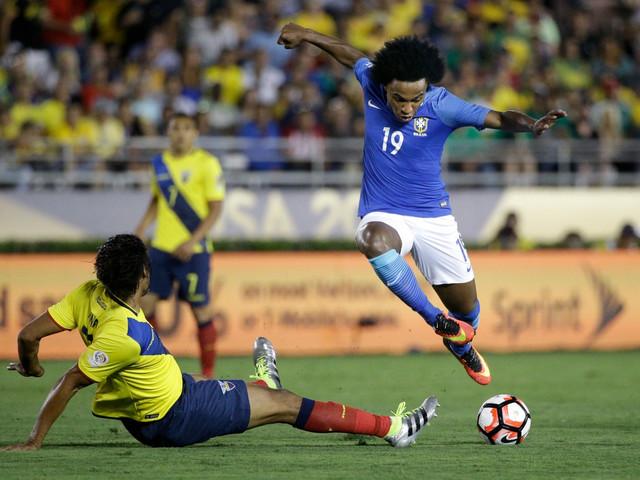 Fudbaleri Ekvadora su zaustavili Vilijana