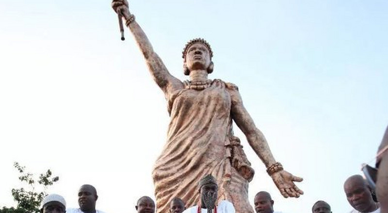 Among the 7 tallest statues in Africa, Nigeria shows up twice