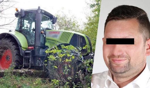 Skandal w Łosicach. Marek G. przewodniczył radzie powiatu. Usłyszał haniebny zarzut