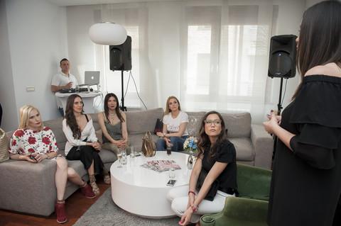 """Treći rođendan estetsko-medicinskog centra """"Beauty&Me"""": Poznate dame isprobale nove metode za ulepšavanje VIDEO"""