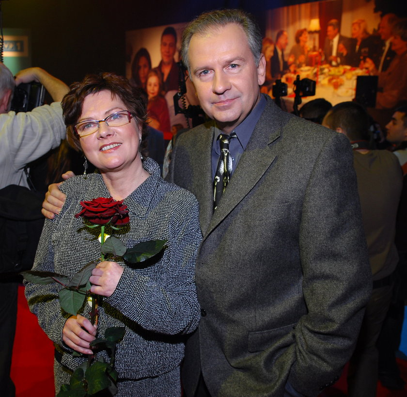 Agnieszka Kotulanka i Tomasz Stockinger