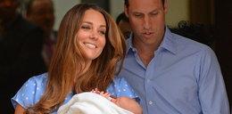 Księżna Kate i Royal Baby opuścili szpital