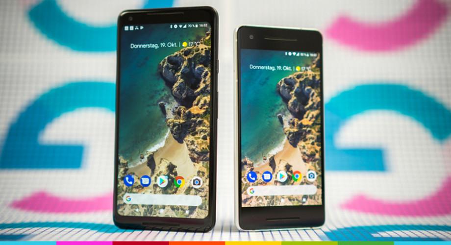 Google Pixel 2 und Pixel 2 XL im Test: die iPhone-Alternative!