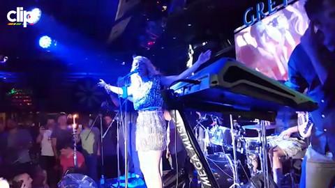 Nataša je sinoć napravila sjajnu atmosferu na nastupu, a onda su joj POMENULI LUKU! (VIDEO)
