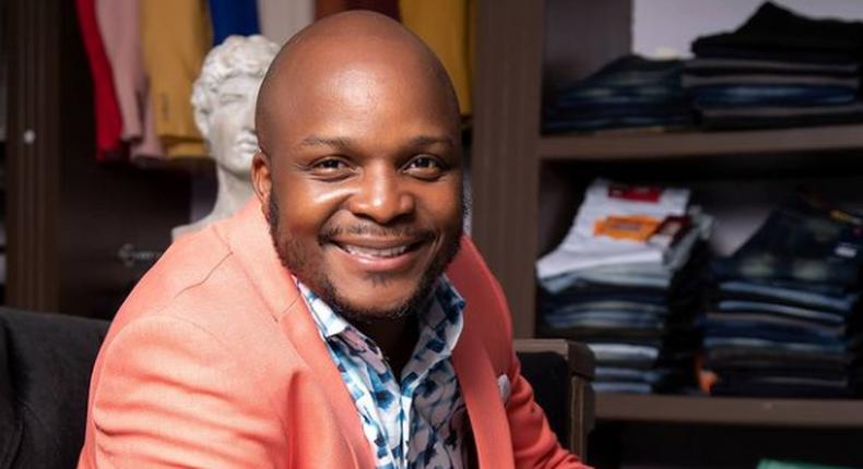Comedian Felix Odiwour AKA Jalango