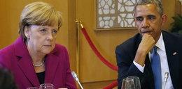Obama i Merkel rozmawiali o Ukrainie