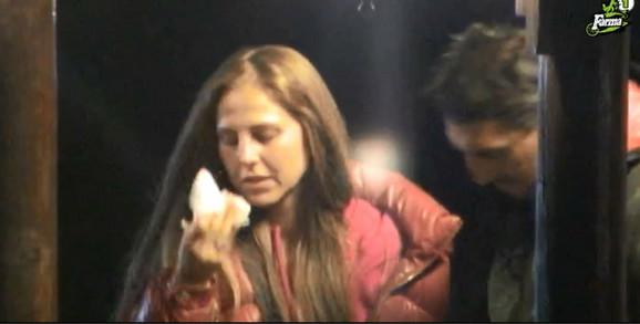 Jelena Milošević je zadobila povredu nosa
