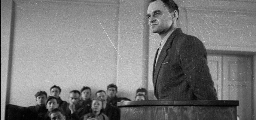 Egzekucja rotmistrza Witolda Pileckiego. Tak zginął ochotnik do Auschwitz