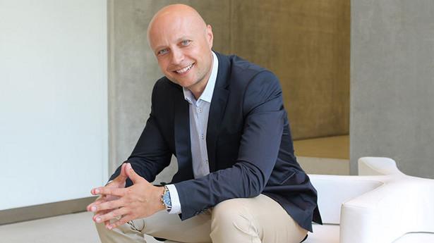 Michał Bichta, dyrektor generalny Novartis Pharmaceuticals, prezydent Grupy Novartis w Polsce