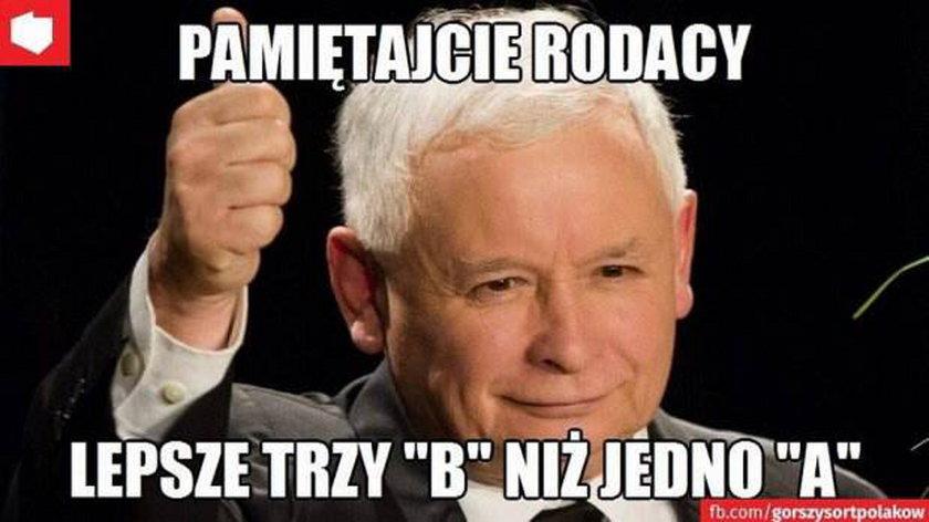 Nowe memy o rządzie