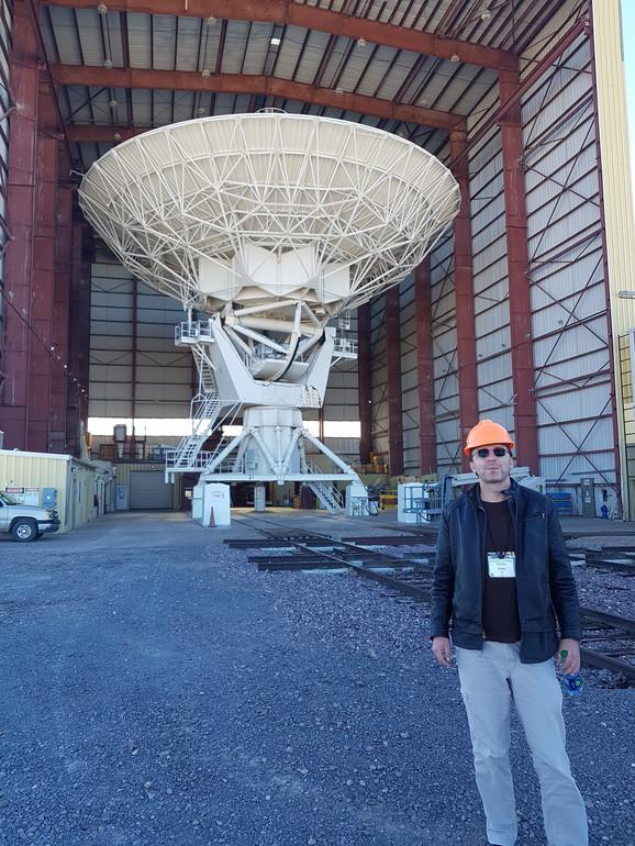 LA teleskop u Nju Meksiku, SAD