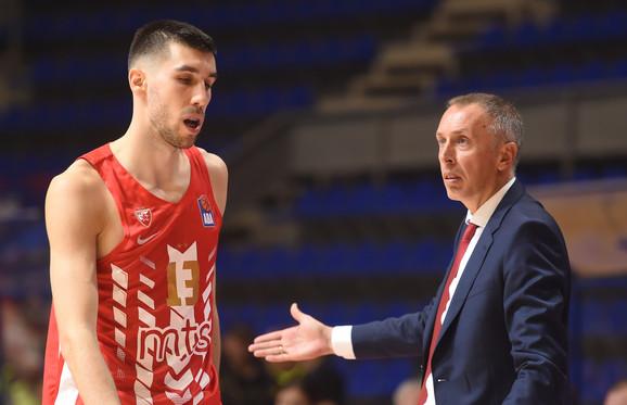 Ognjen Dobrić i Milan Tomić