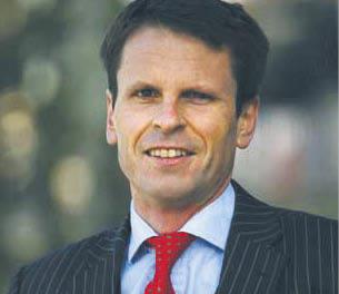 Mike Tyrell, szef organizacji SRI-CONNECT zajmującej się analizami i doradztwem w zakresie zrównoważonych inwestycji  fot. mat. prasowe