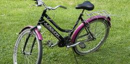 11-latek wpadł pod rower. Jest w szpitalu