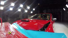 Crash test Subaru Levorg