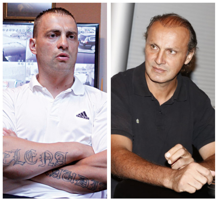 Aleksandar Čabarkapa i Karađorđe Subotić