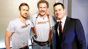 Will Ferrell i Ryan Gosling zrobili żart Jimmy'emu Kimmelowi - Flesz Filmowy