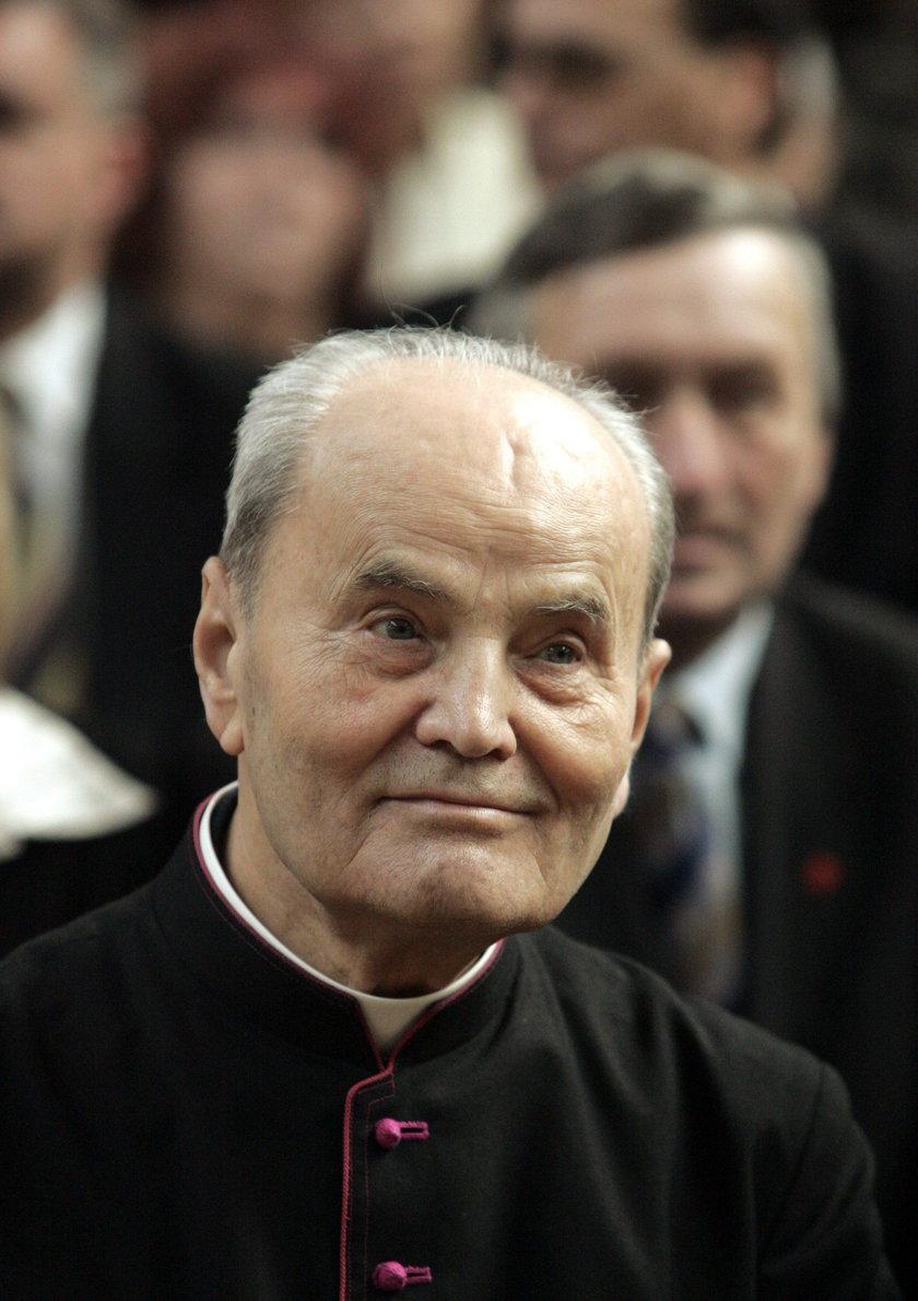 Nie żyje abp Bolesław Pylak