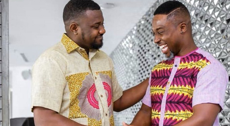 Let's wear made in Ghana clothes twice in a week - John Dumelo advocates