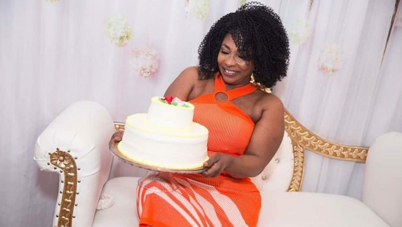 Image result for kyeiwaa bridal showers