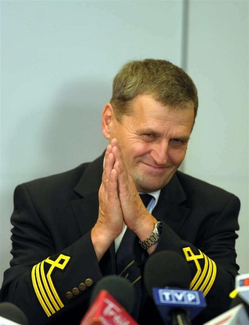 Kapitan postąpił słusznie, a Steczkowska zrobiła show