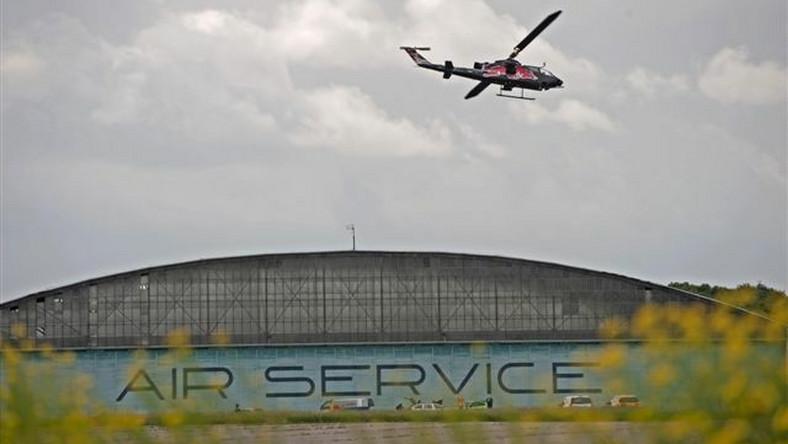 Cobra, której konstrukcja została zaprojektowana przez legendarną wytwórnię Bell Helicopter
