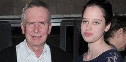 Krzysztof Materna z córką. Mocno się zmieniła