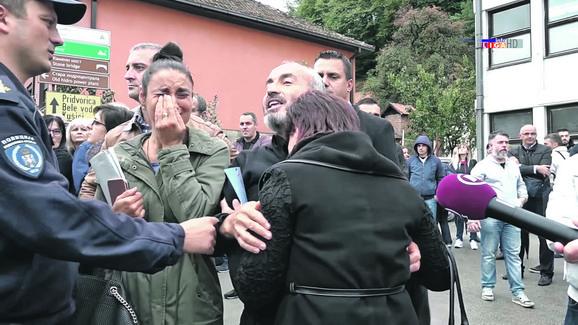 Porodica tragično nastradalog mladića Milomira Milivojevića
