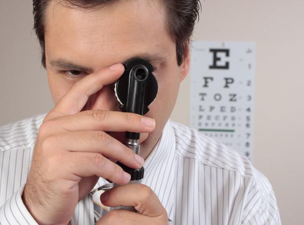badanie oczu okulista